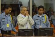 Kaing Guek Eav sentenced to life imprisonment by the Supreme Court Chamber
