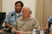 Khieu Samphan arrested and placed in provisional detention