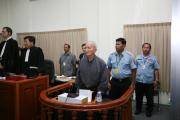 Nuon Chea arrested and placed in provisional detention