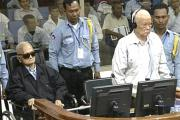 Khieu Samphan and Nuon Chea sentenced to life imprisonment
