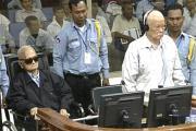 Khieu Samphan and Nuon Chea sentenced to life imprisonment