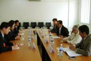 Japanese Delegation visit ECCC