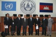 Japanese Delegation visits ECCC