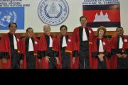 The Trial Chamber judges