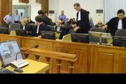 First day of Case 002 opening statements