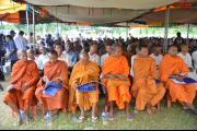 Public forum in Samlaut