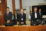 Pre-Trial Chamber decision on Ieng Sary appeal