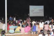 Film screening in Odor Meanchey