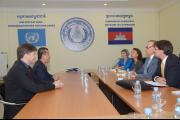 Australian Minister for Foreign Affairs Visits ECCC (5)