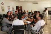 Delegation from the German Bundestag visits ECCC