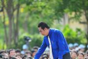 Lecture at Chea Sim Samaki High School (5)
