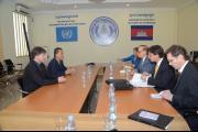 Australian Minister for Foreign Affairs Visits ECCC (6)
