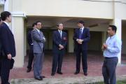 Deputy Minister of Foreign Affairs of Japan visits the ECCC