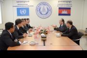Japanese ambassador visits the ECCC