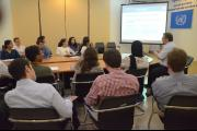 Georgetown University School of Foreign Service Qatar Students Visit (1)