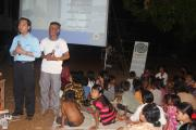 Screening of Duch Apology in Kampong Thom