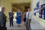 Australian Ambassador to Asean Visit