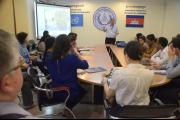 Georgetown University School of Foreign Service Qatar Students Visit (2)