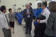 Visit of Australian Ambassador to ASEAN (3)