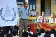 Outreach at Pon Teuk High School