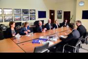 Norwegian Deputy Minister of Foreign Affairs visits the ECCC