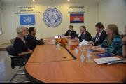 New Zealand Prime Minister John Key Announces New Pledge during Visit to ECCC