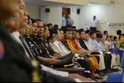Distribution Ceremony for Final Judgement in Case 001