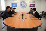 Minister/Deputy Head of Mission of Embassy of Japan visits ECCC