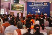 Forum at Kampot Chief of VSS address at the Forum 17-01-2011