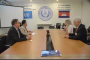 Ambassador of Norway visits the ECCC